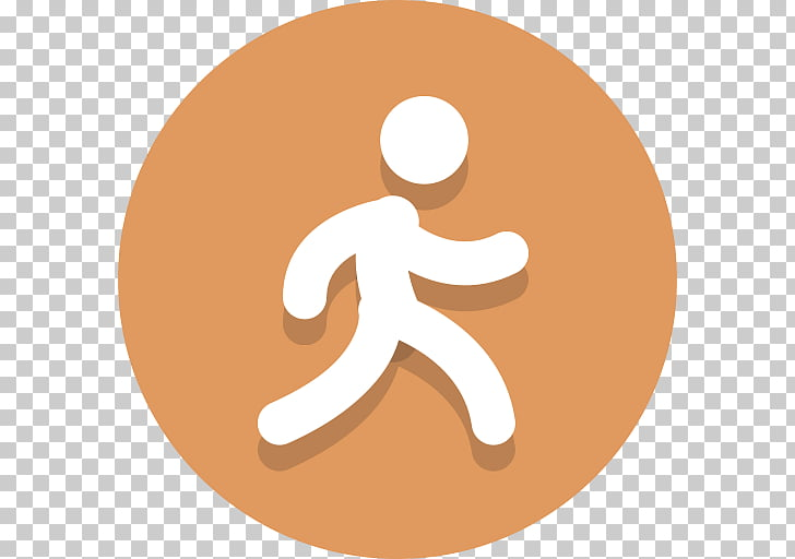 Computer Icons Walking Running Symbol , activity PNG clipart.