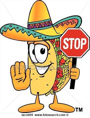 Taco Clipart, Clip Art Taco Free Clipart.
