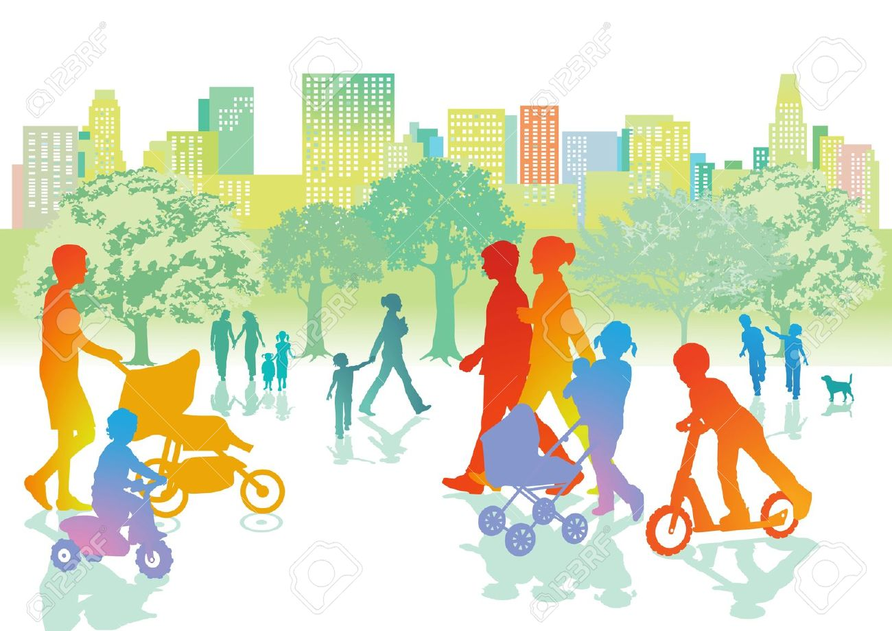 32+ Walk in The Park Clipart.