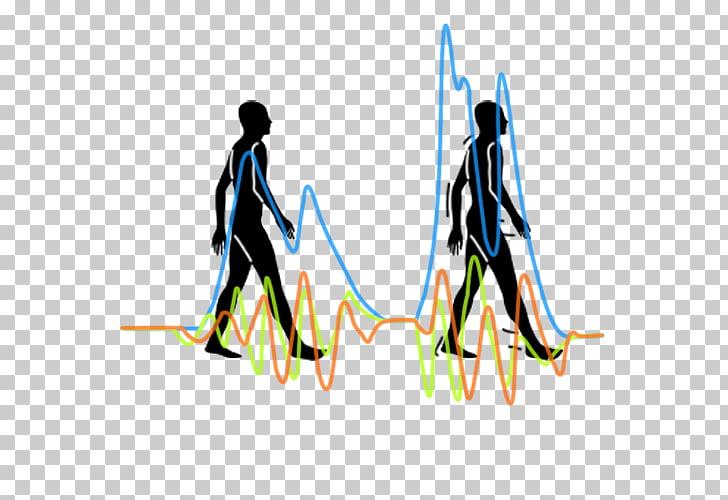 Accelerometer Gait analysis Motion Walking, technology.