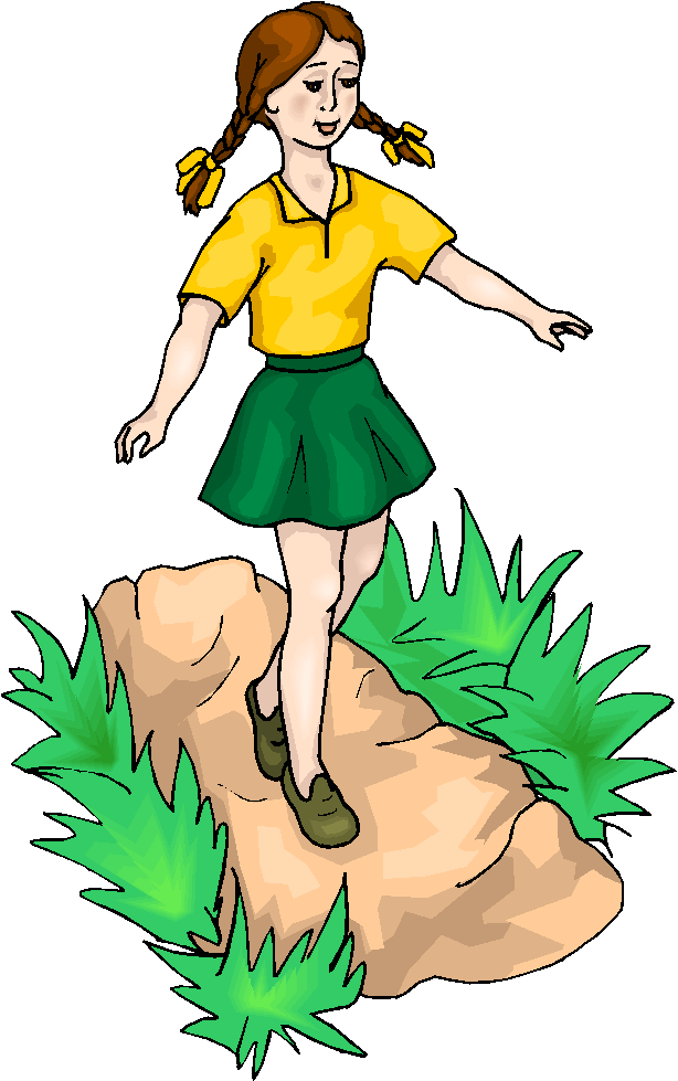 Walk In The Park Clip Art N2 free image.