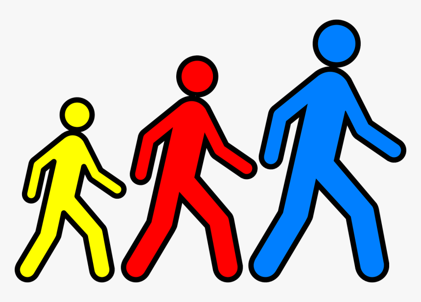 Clipart Walking, HD Png Download , Transparent Png Image.