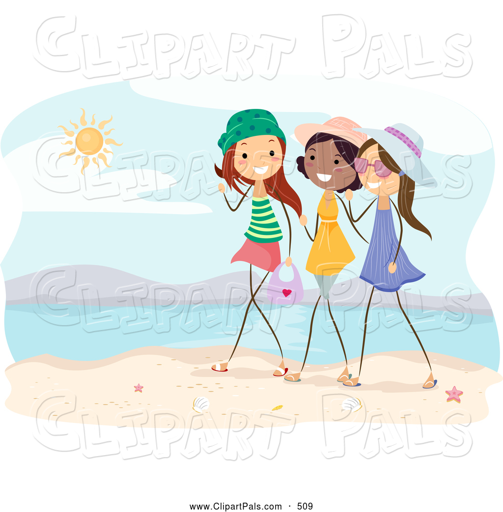 Royalty Free Cartoon Stock Friend Designs.