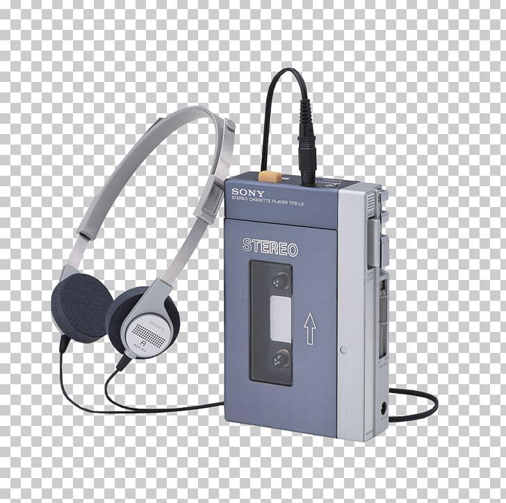 Walkman Compact Cassette Cassette Deck Sony Portable Audio Player.