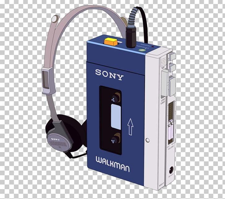 Walkman Compact Cassette Sony Cassette Deck Portable Audio Player.