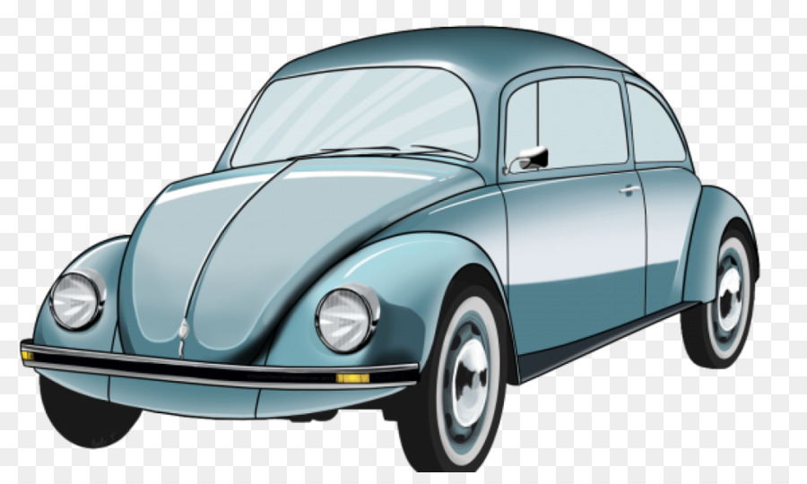 Volkswagen beetle clipart 2 » Clipart Station.