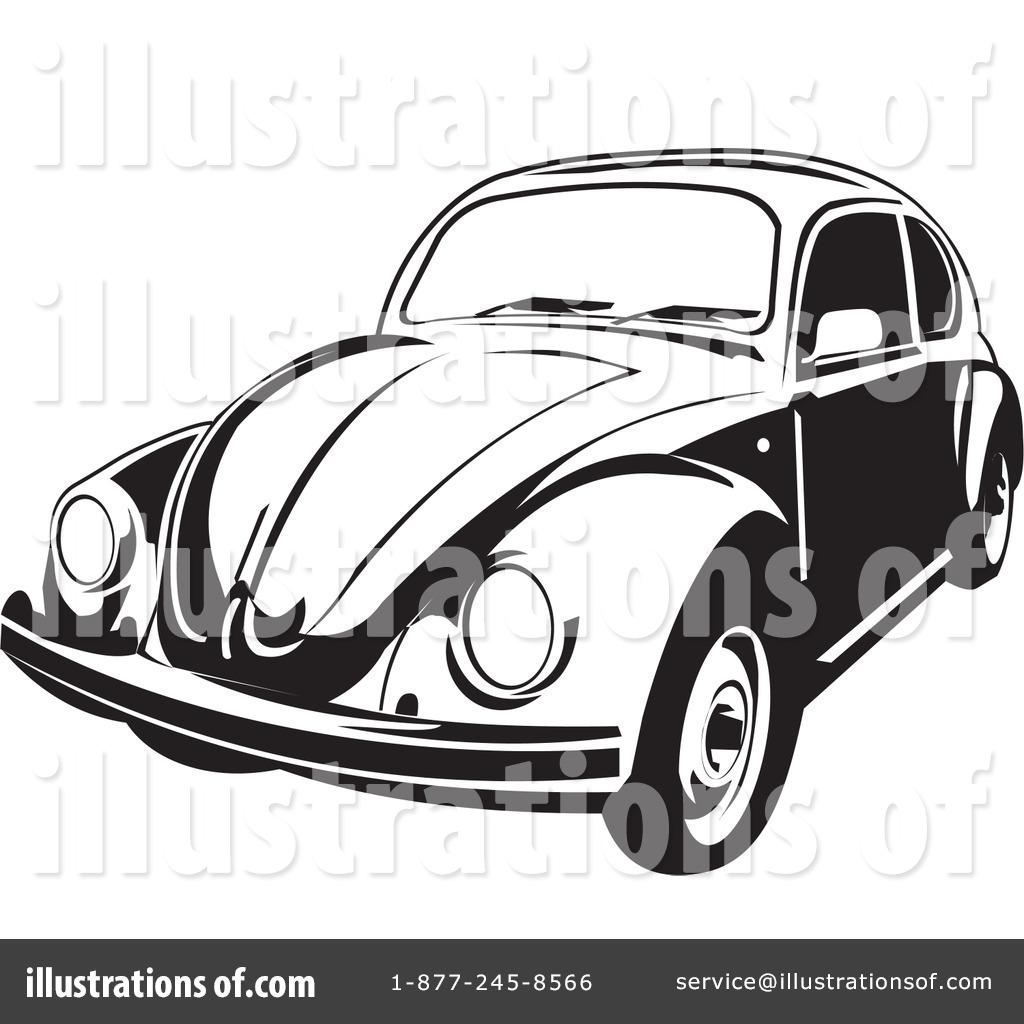 Volkswagen Clipart #26483.