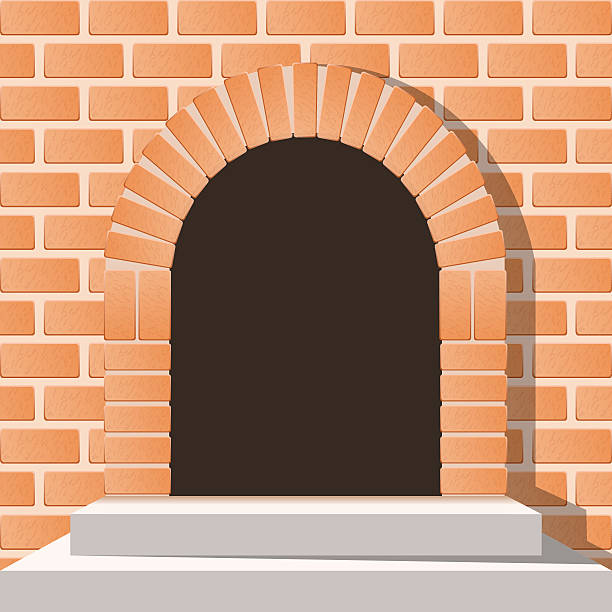 Stone Arch Clip Art, Vector Images & Illustrations.
