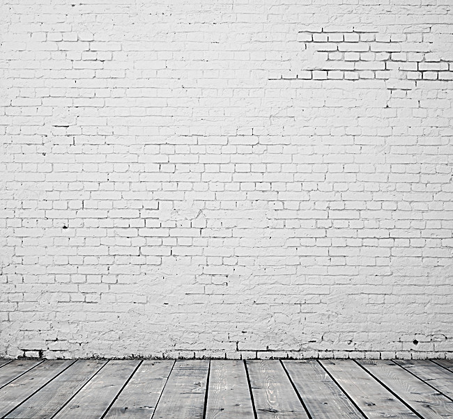 White Bricks And Wall Background, Clean, Walls, Floor Background.