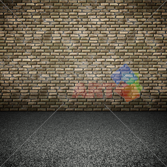 Stock Photo of An image of a nice brick wall background.