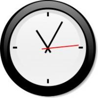 Free Wall Clocks Clipart.