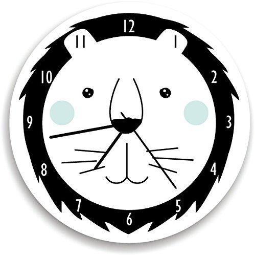 Amazon.com: children kids wall clock.