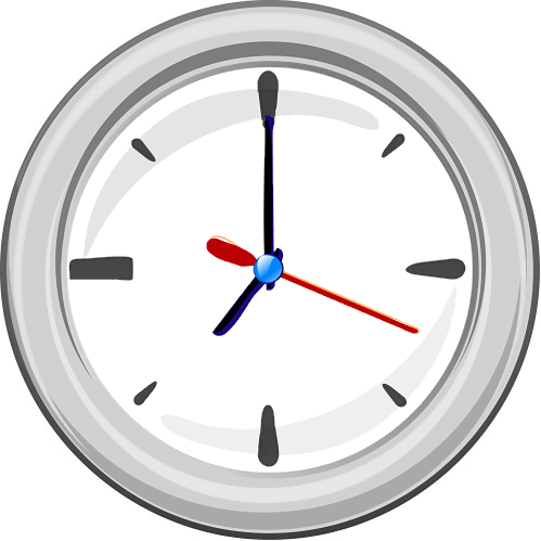wall clock 1.