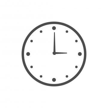 Wall Clock PNG Images.