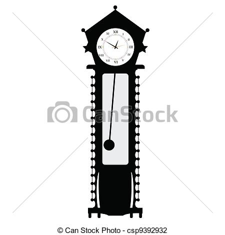 Clock pendulum Illustrations and Clipart. 483 Clock pendulum.