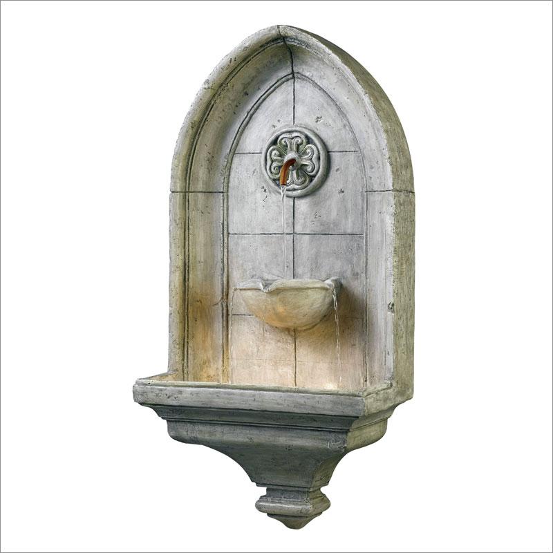 Indoor water fountain clipart.