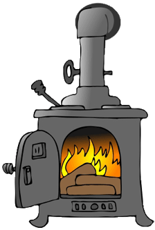 Wall furnace clipart clipart images gallery for free.