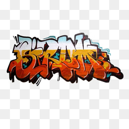 Graffiti Wall PNG Images.