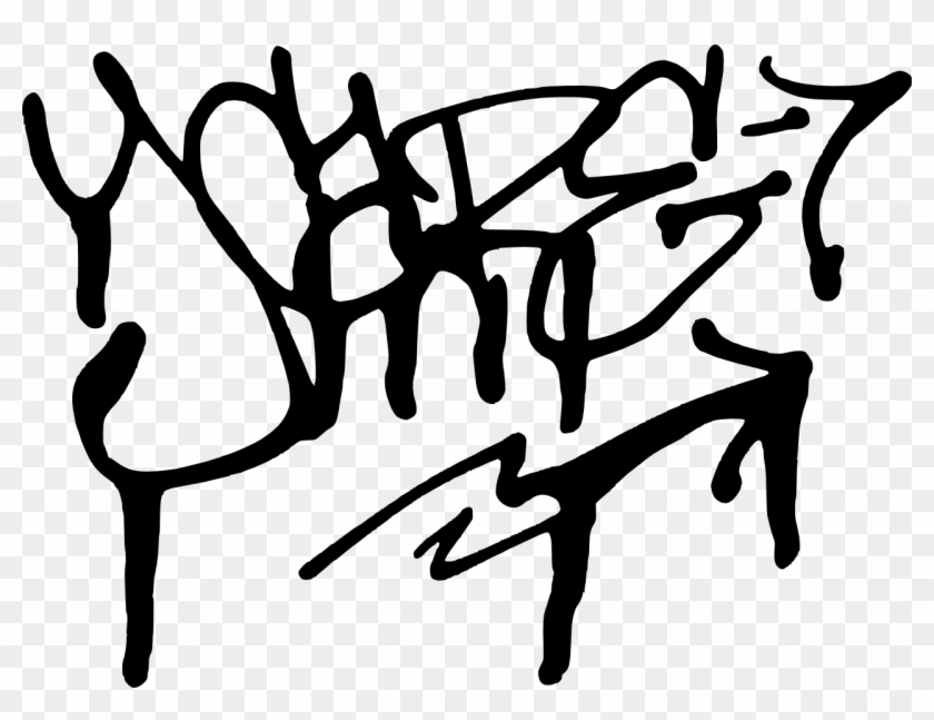 Wall With Graffiti Png, Transparent Png.