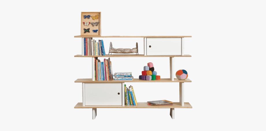 Book Shelf Png.