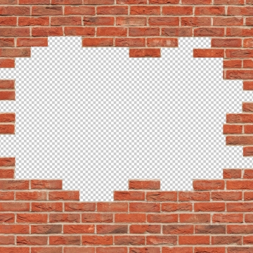 Broken Wall Png, Vector, PSD, and Clipart With Transparent.