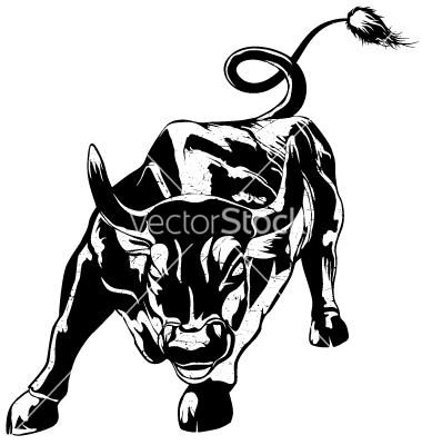 Bull clipart vector, Bull vector Transparent FREE for.