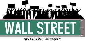 Wall Street Clip Art.