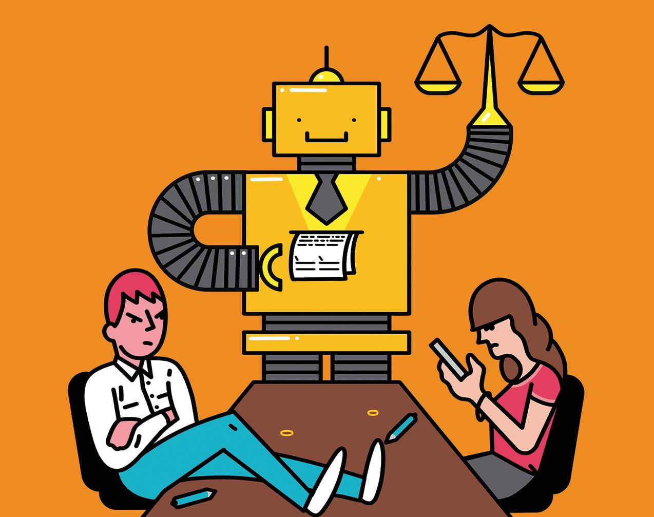 This Robot Will Handle Your Divorce Free of Charge.