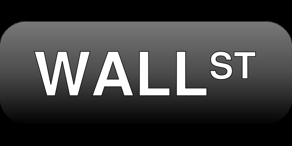 Wall Street New York City Money.