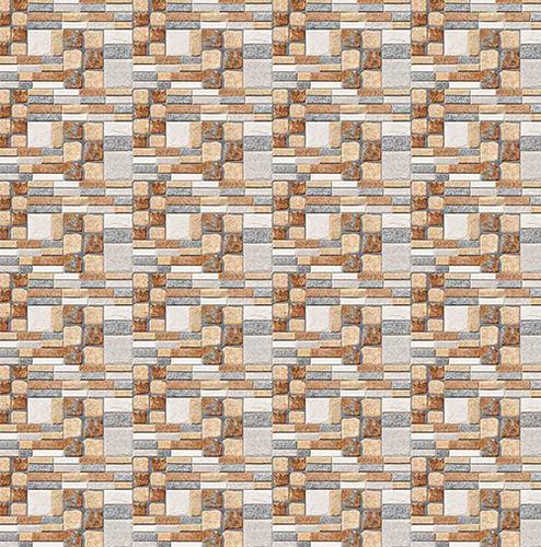 3d Digital Elevation Wall Tile.