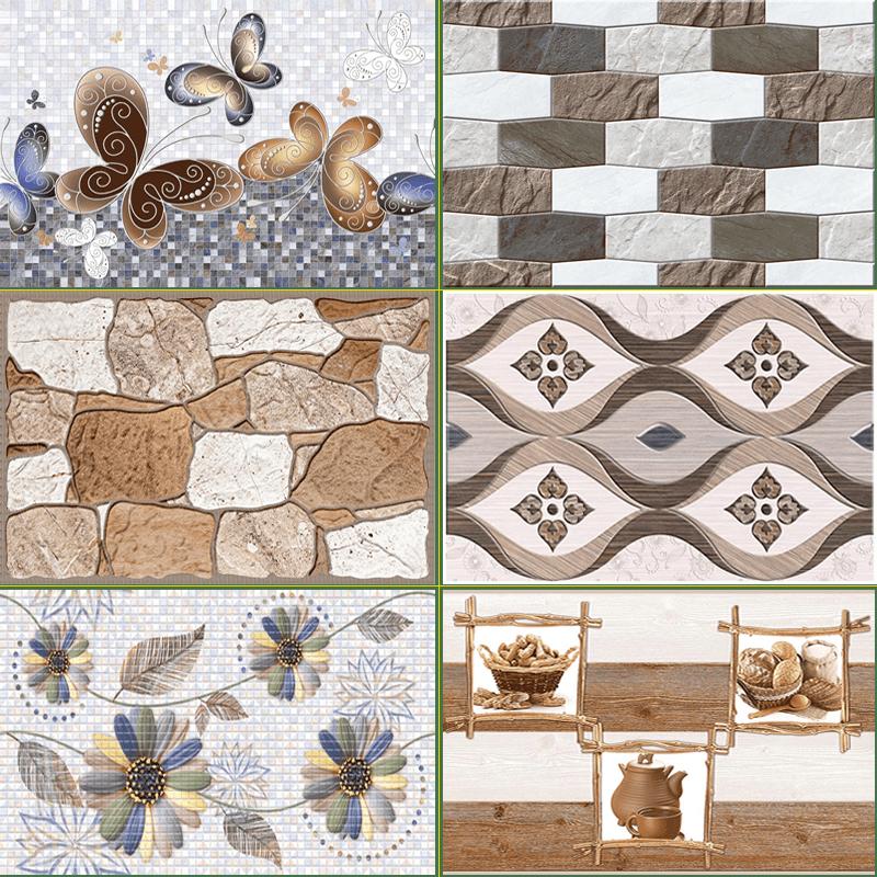 Digital Wall Tiles.