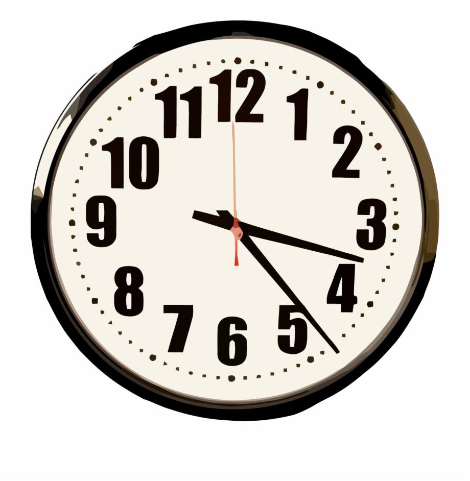 Wall Clock Clipart Png.
