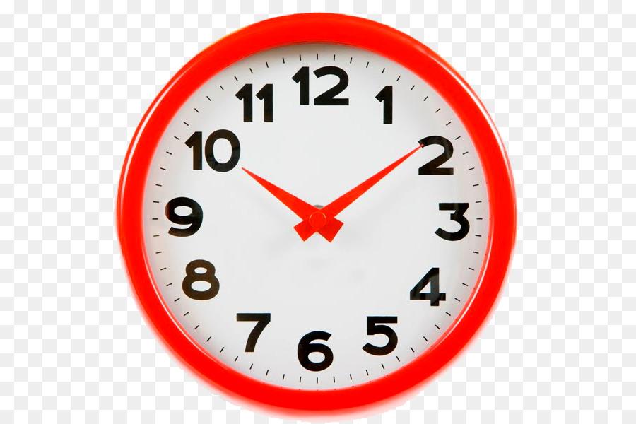 Clock Cartoon clipart.
