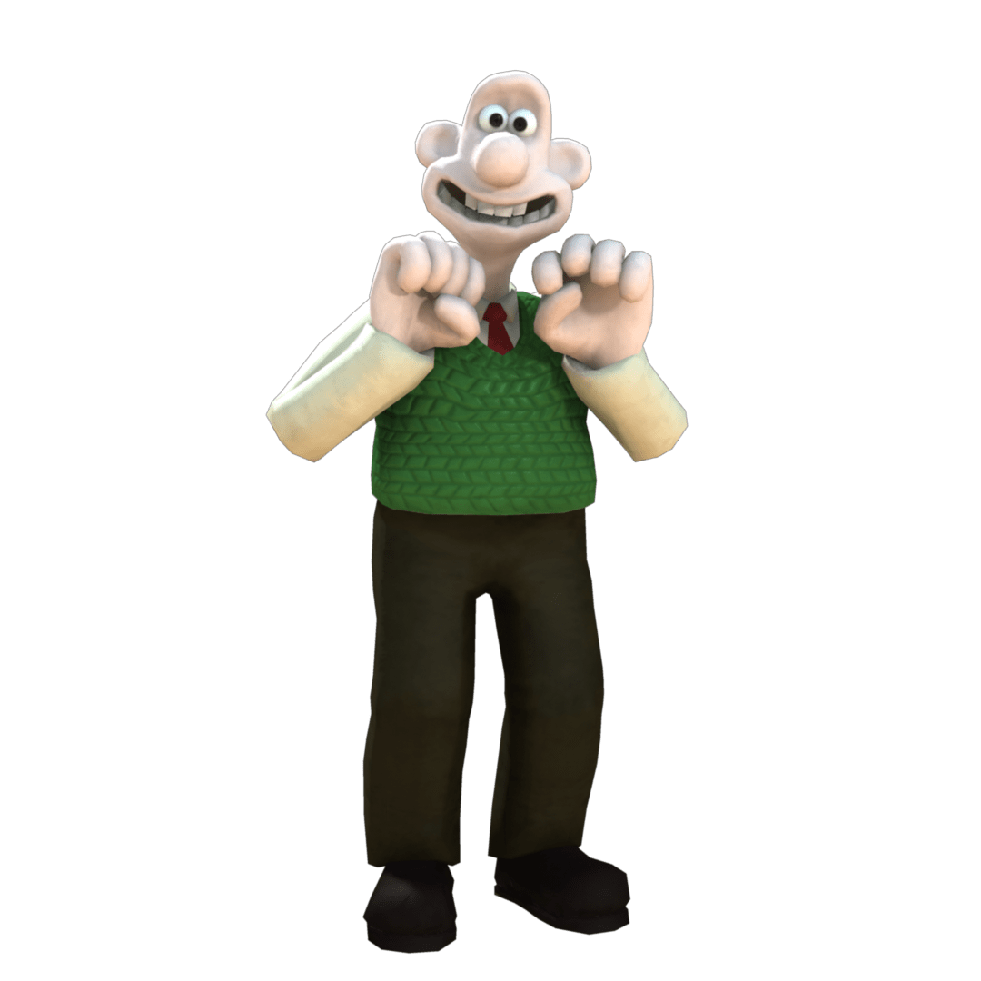 Wallace Standing transparent PNG.
