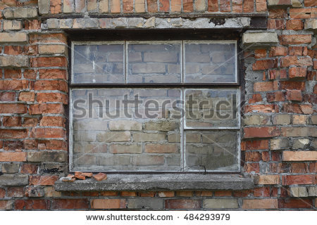 Bricked Up Window Stock Photos, Royalty.