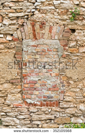 Old Brick Wall Background Stock Photo 75646399.