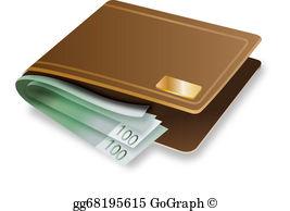 Wallet Clip Art.