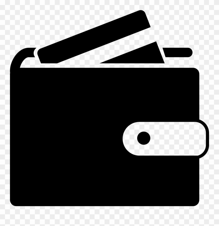 Wallet Clipart Svg.