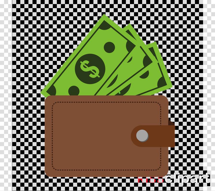 green games wallet recreation clipart.