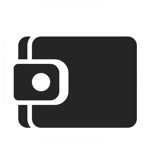 Wallet Empty Icon.