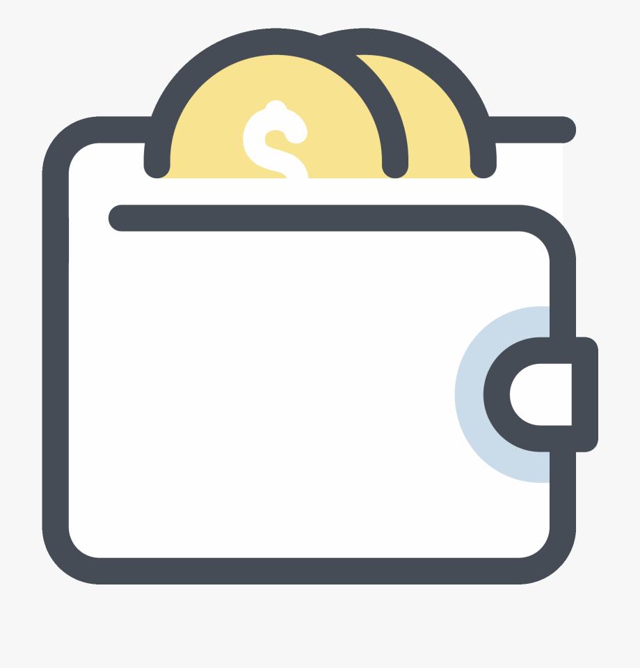 Coin Wallet Icon.