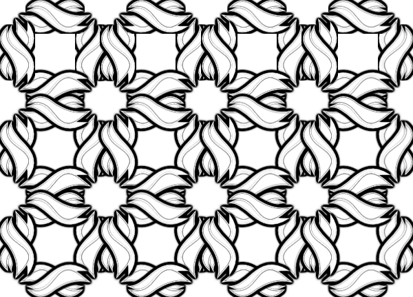 Black And White Wallpaper Clip Art at Clker.com.