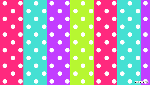 Great Polka Dot Desktop Wallpaper.