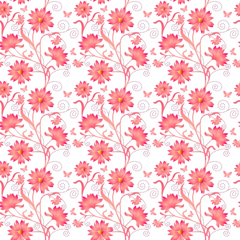 Clipart Flower Wallpaper.