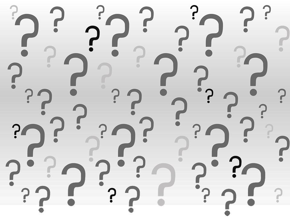 Question Mark Wallpaper 4k.