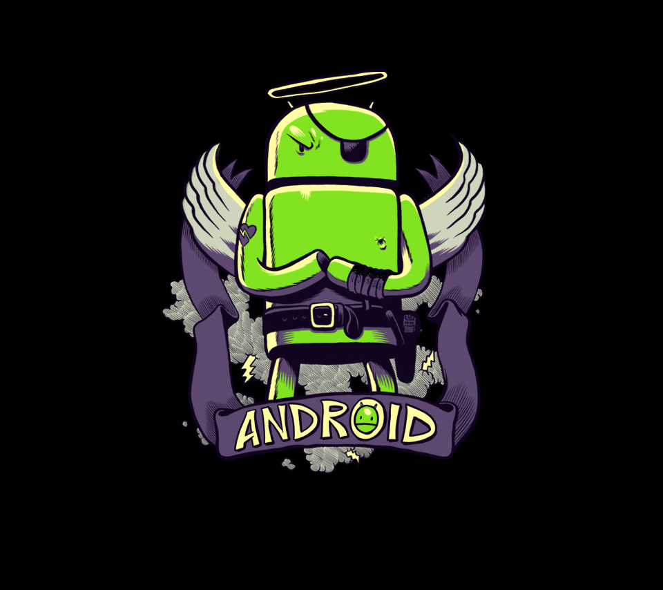 Android Phone Png Wallpaper.