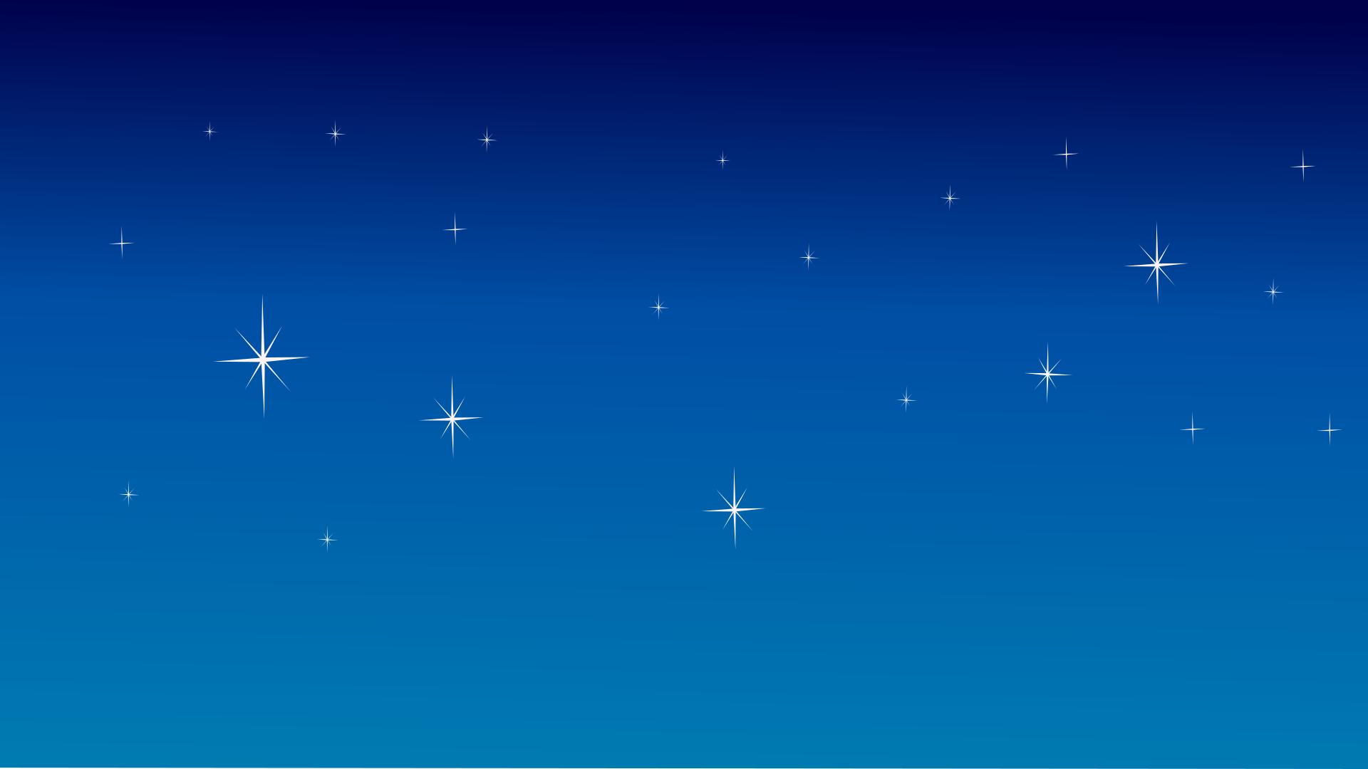 starry sky wallpaper.