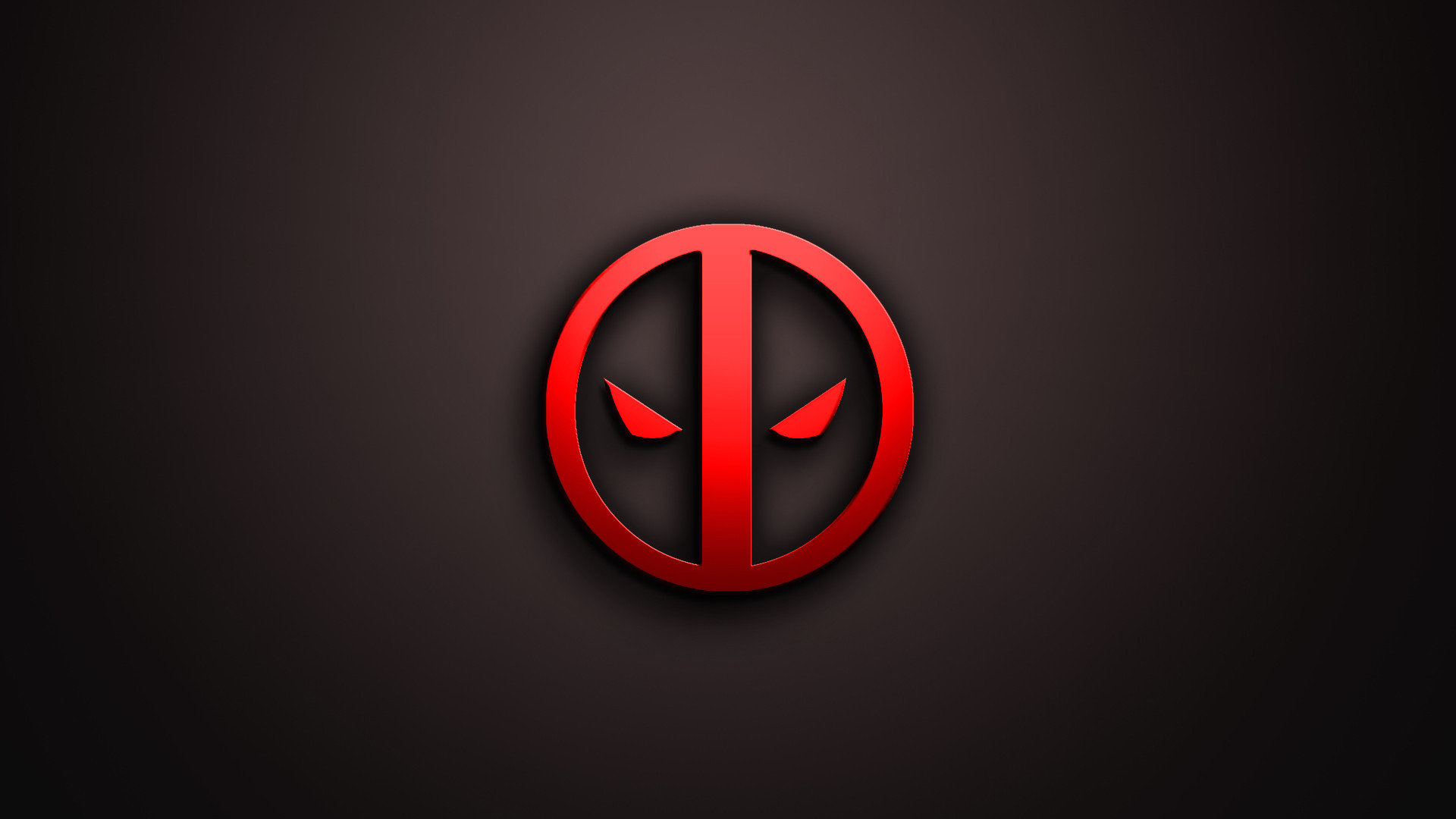 83+ Deadpool Logo Wallpapers on WallpaperPlay.