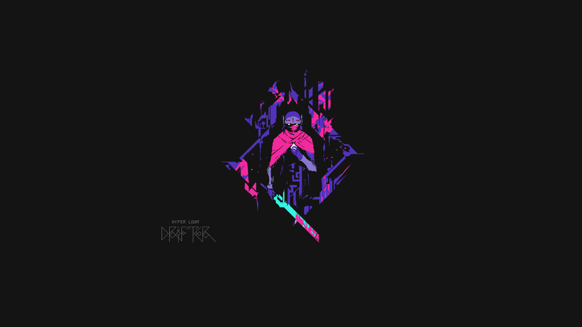 Hyper Light Drifter HD Wallpapers and Background Images.
