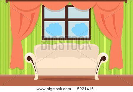 Interior Wall Vectors, Stock Photos & Illustrations.